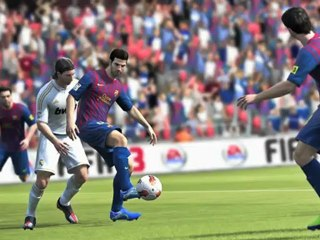 FIFA 13 Gameplay Interview