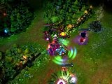 Focus sur Zyra, Dame aux ronces - League of Legends -