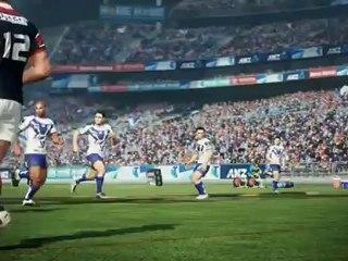 Trailer de Rugby League Live 2