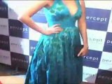 Arjun Rampal - Neha Dhupia At Percept Excellence Awards 2012