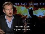 The Dark Knight rises - Interview Christopher Nolan [VOST-HD]