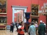 La Russie :  Le Musée de l'Ermitage à  Saint Petersbourg