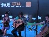 Anthony Ocaña Trío en Noise off festival