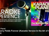A-Type Player - Strawberry Fields Forever - Karaoke Version In the Art of the Beatles