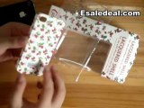 cath kidston cases Covers skin For iphone 4 4s cath kidston strawberry style