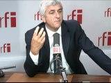 Hervé Morin, président du Nouveau centre, Député de l'Union des démocrates et indépendants (UDI)