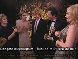 Emma,Rupert, David Heyman ve Jo Rowling ile Bafta Kulisinde Röportaj - Altyazılı