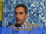 SICILIA TV (Favara) Bosco su presentazione all'ARS Atto Parco Eolico