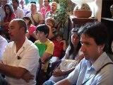 SICILIA TV (Favara) Parco eolico. Conferenza stampa dei comitato No alla costruzione