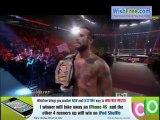 WWE Raw 1000th CM Punk Heel Turn { WWE RAW 7232012 }