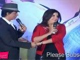 Sharukh Khan's Special performance for Farah Khan & Boman Irani
