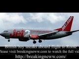 British boy sneaks onto Rome flight without passport
