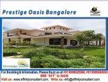Prestige Oasis Doddaballapur Road Bangalore @ 09999620966, Prestige Oasis, Prestige Oasis Bangalore