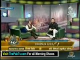 Aaj Subh with Ali Salman - 26th July 2012 Part 1