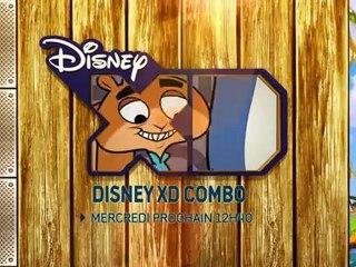 Disney XD - Combo Animation - Eddy Noisette - Mercredi 1er août à 12h40