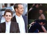 Kristen Stewart-Rupert Sanders Caught Kissing!! - Hollywood Scoop