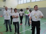 Premier Challenge Sport Emploi du CREPI LORRAINE en partenariat avec la ville de Metz