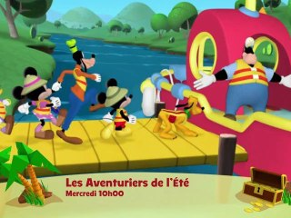 Les Vacances de Disney Junior : Les Octonauts - Mercredi 1 août à 10H00