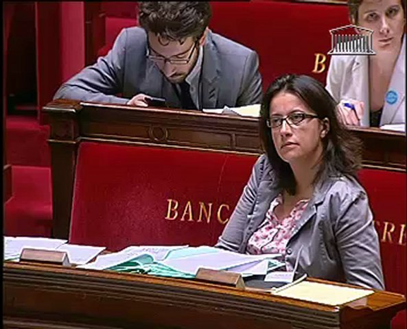 intervention d'Audrey Linkenheld, Assemblée Nationale 25 juillet 2012