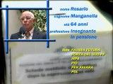 SICILIA TV (Favara) Scheda del candidato sindaco di Favara Manganella