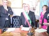 SICILIA TV (Favara) Consegna fascia al neo sindaco Manganella