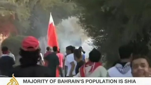 Bahraini rights activist Nabeel Rajab speaks to Al Jazeera