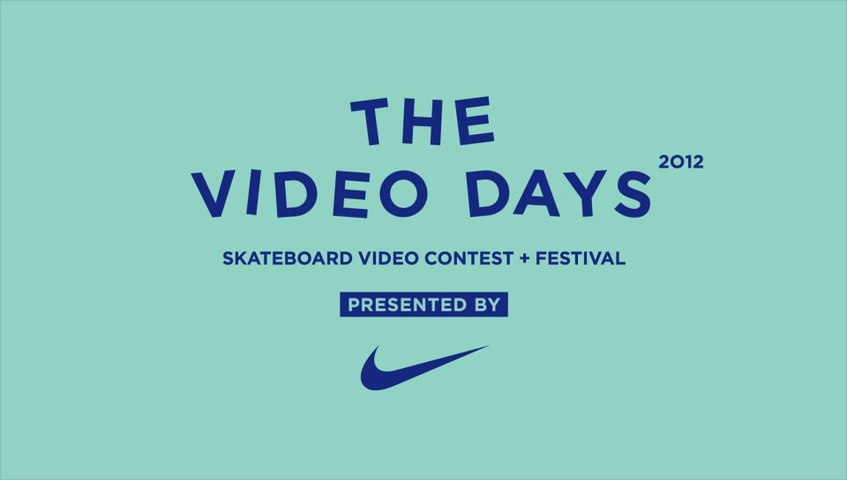 The Video Days 2012 - teaser