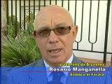 SICILIA TV (Favara) Viaggio a Bruxelles del sindaco Manganella