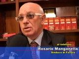 SICILIA TV (Favara) Bombola di gas all' U.T.C. Intervento del sindaco Manganella