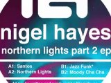 Nigel Hayes - Northern Lights - Northern Lights Part 2 EP - Intelligent Audio IA2.8
