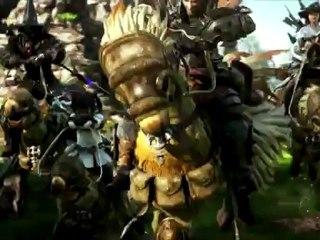 Le destin d'Éorzéa de Final Fantasy XIV: A Realm Reborn
