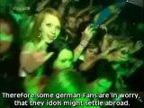 Tokio Hotel -Bericht über das Konzert in Essen Exclusiv 2007 [English Subs]