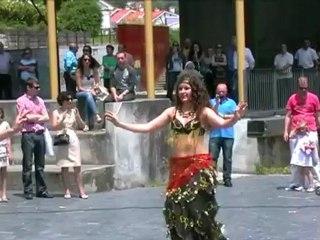 Danza del vientre  Belén Novo - Asturias