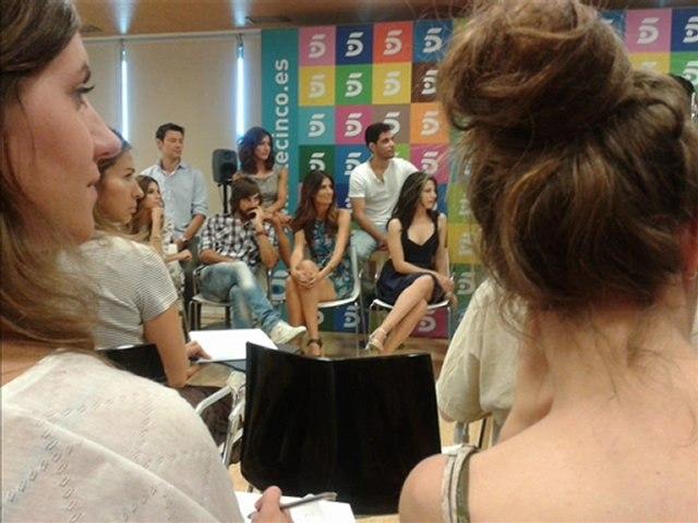 Manuel Villanueva, director general de Contenidos de Mediaset, habla sobre 'Frágiles'.