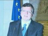 """Barroso demande à la Grèce """"des résultats, des résultats"""""""