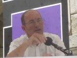 20 juillet 2012 Etienne Chouard Montpellier Rencontres de Pétrarque Démocratie Internet Iségoria Tirage au sort des constituants