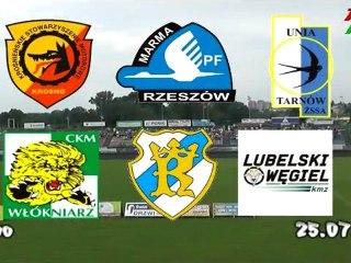Żużel: Mistrzostwa Polski Par Klubowych - półfinał w Krośnie