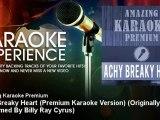 Amazing Karaoke Premium - Achy Breaky Heart (Premium Karaoke