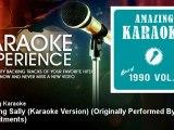 Amazing Karaoke - Mustang Sally (Karaoke Version) - Originally Performed By Commitments