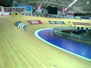 Team Pursuit: Olympic Cycling Event Guides