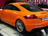 ::: o2programmation ::: Reprogrammation moteur Audi TT 2007 tsi 200ch (réel 212) @264 ch o2 programmation