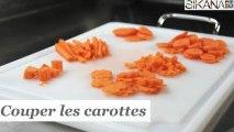 Comment couper les carottes simplement ? - HD