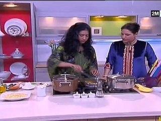 Recettes De Tajines De Poulets Aux Olives Et Soupe De Blé