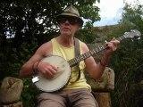 The Bangles Walk Like An Egyptian by Neil Hankin on 5 String Banjo