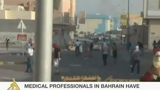 Bahrain Centre for Human Rights on activists' hunger  strike