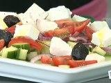 Cuisine : Recette de salade grecque