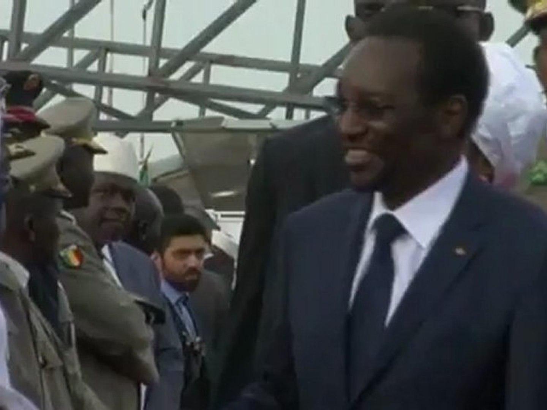 Traore returns to Mali