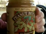 Stirring The Peanut Butter – Terrance talks about all natural peanut butter. Eating on the road. Budget.