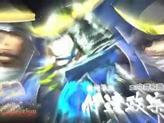 Heros 3 de Sengoku Basara HD Collection