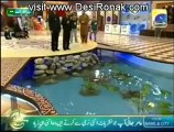 Pehchan Ramzan - Iftar Transmission - part 2 - 28th July 2012 - 8th Ramzan